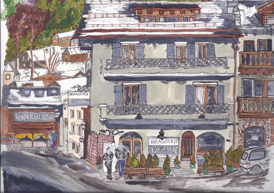 La ruinette Ski apartments