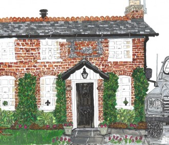 Hampshire Family Home